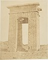 Gate of Ptolemy Philomeder, B.C. 180, Karnac MET DP147839.jpg