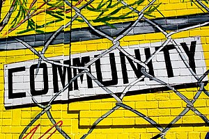 English: Graffiti in the Tenderloin, San Francisco