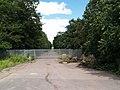 Gated track. - geograph.org.uk - 509063.jpg