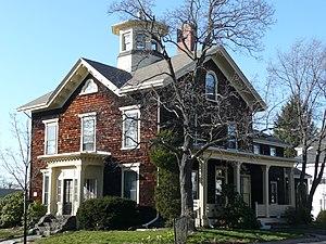 Samuel Gaut House - View of Samuel Gaut House from Highland Avenue