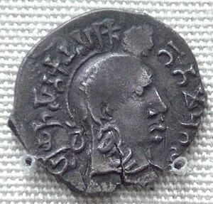 Yajna Sri Satakarni - Coin of Yajna Sri Satakarni. British Museum