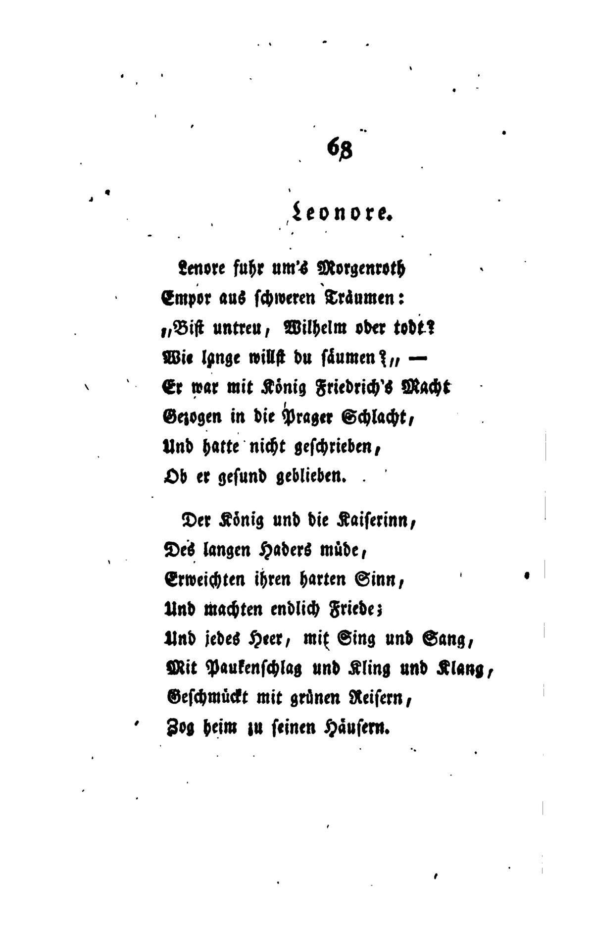 Lenore (ballad) - Wikipedia