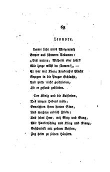 lenore ballad wikipedia