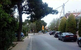 Lykovrysi - Neighbourhood at Lykovrysi