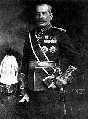 Alfred Astley Pearson - Image: Gen Sir Alfred Pearson Colonel of 1 10 Baluch 1
