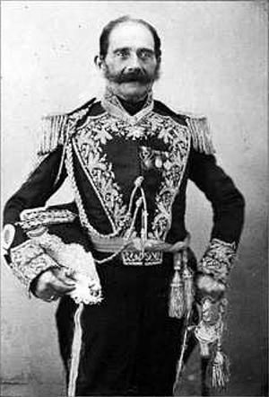 Juan Gregorio de las Heras - Image: General Juan Gregorio Las Heras
