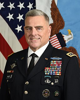 Mark Milley US Army general