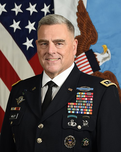 General Mark Milley.