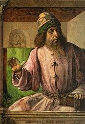 Gent, Justus van - Aristotle - c. 1476