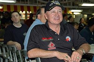Geoff Bodine - Bodine in 2007
