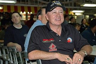 Geoff Bodine American auto racing driver