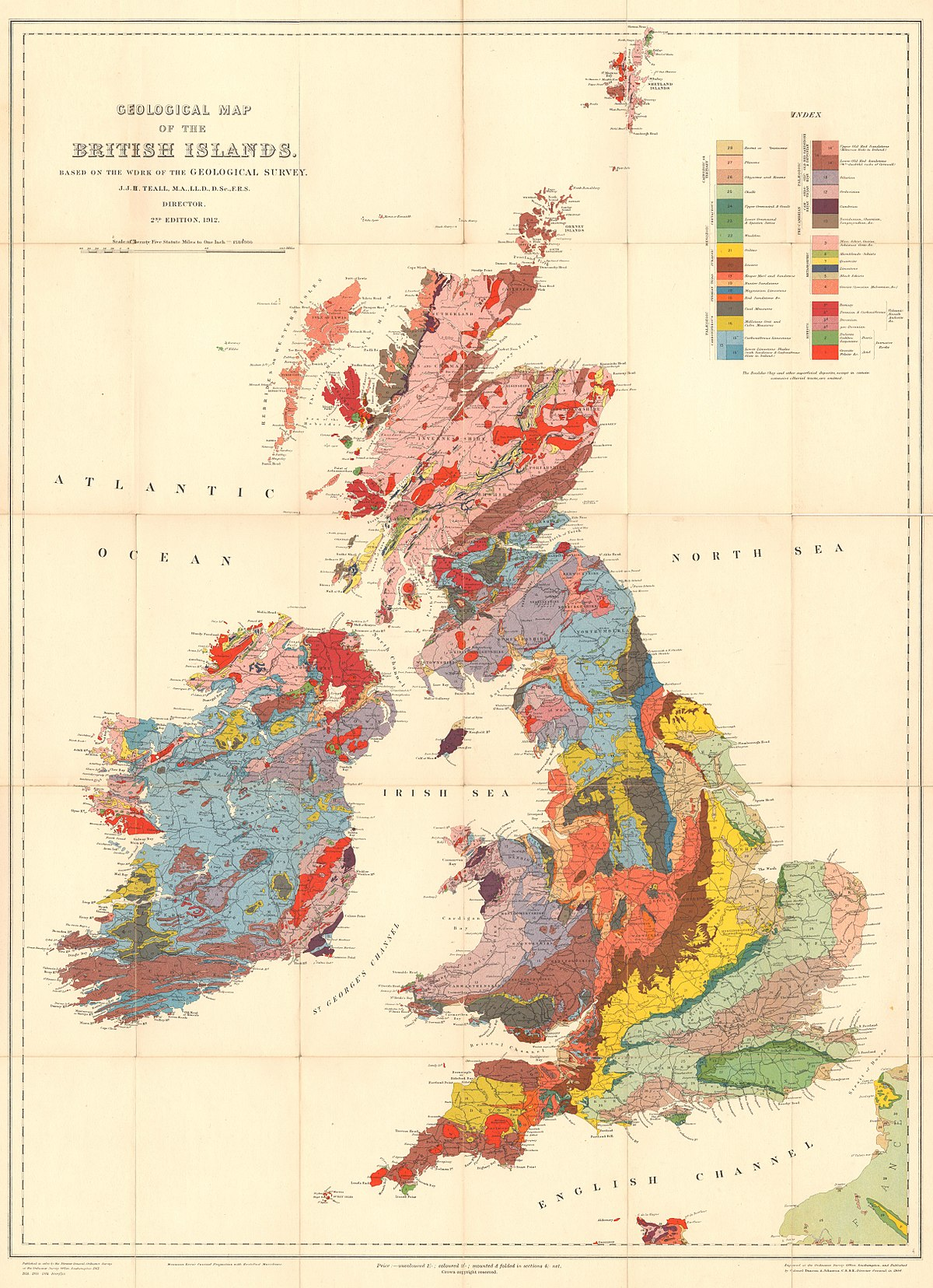 Island South Of Britain
