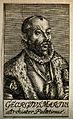 Georg Marius (Meier). Line engraving, 1688. Wellcome V0003859.jpg