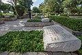George Beurling's grave in Haifa.jpg