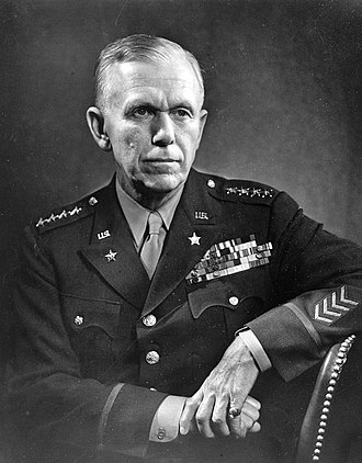 George Marshall - Marshall during World War II