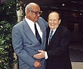 George Rosenkranz and Luis Miramontes, 2001 (fragment).jpg