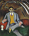 George Yakulov by P.Konchalovsky (1910, GTG).jpg