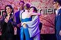 Ghost In The Shell World Premiere Red Carpet- Scarlett Johansson, Juliette Binoche, Rupert Sanders, Momoi Kaori & Izumihara Yutaka (36696034744).jpg