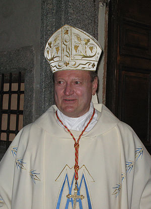 Gianfranco Ravasi - Cardinal Ravasi in 2012