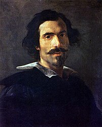Gian Lorenzo Bernini: Self Portrait of Gianlorenzo Bernini (1630)