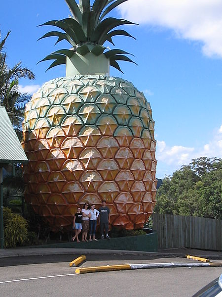 Giant Fruits Unite!