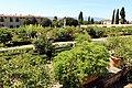 Giardino della villa medicea di castello, veduta 03.JPG