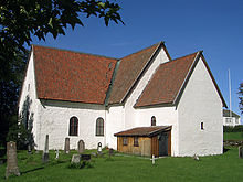 Gildeskaal Old Church.jpg