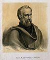 Giovanni Battista Canani. Lithograph by N. Farina. Wellcome V0000989.jpg