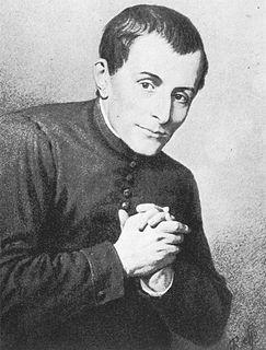 Joseph Cafasso Italian priest and social reformer