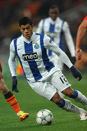 LPFP Primeira Liga Player of the Year - Hulk became the first player to win it twice