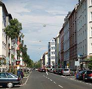 Glauburgstraße West