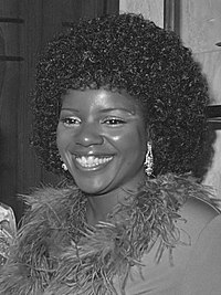 Gloria Gaynor nel 1976