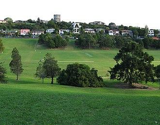 Saint Heliers - Glover Park