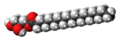 Glycerol monostearate 3D spacefill.png