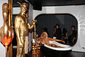 Gold Bullion Johnnie Walker Body painting (9363877921).jpg