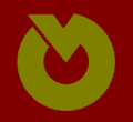 Gold emblem in the ground color lipstick Ryujin Wakayama chapter.png