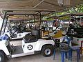 Golf car at Korat Zoo.jpg