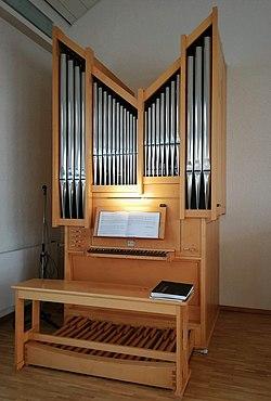 Gomaringen, Neuapostolische Kirche, Orgel (14).jpg
