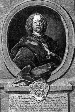 Gottlieb Heinrich Totleben - Count von Tottleben