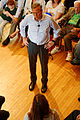 Governor of Florida Jeb Bush, Announcement Tour and Town Hall, Adams Opera House, Derry, New Hampshire by Michael Vadon 31.jpg