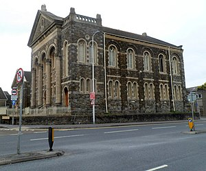 Llanelli - Tabernacle Chapel