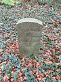 Graffsteen op'n Jöödschen Karkhoff Cuxhoben 86.jpg