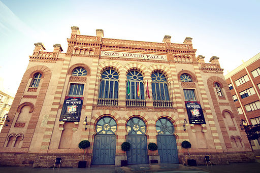 Gran Teatro Falla - Carnaval Cádiz