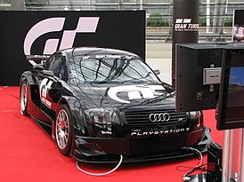 Gran Turismo 5 Prologue Car on Games Convention 2008 (2783441756).jpg