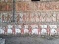 Gravats dels murs superposats del Templo Viejo de la Huaca de la Luna.jpg
