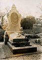 Grave of Alphonse Bertillon. Photoprint. Wellcome V0018960.jpg