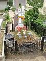 Grave of Nicolae Ceausescu - Ghencea Civil Cemetery - Bucharest - Romania.jpg