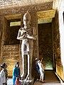 Great Hall, The Great Temple of Ramses II, Abu Simbel, AG, EGY (48017154762).jpg