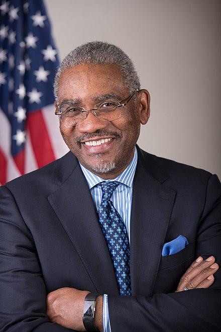 Gregory Meeks%2C official portrait%2C 115th congress.