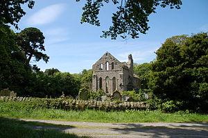 Greyabbey - Image: Grey Abbey (314914)